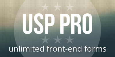 USP Pro - User Submitted Posts